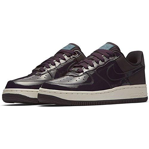 "Nike Air Force One '07 SE Premium Prm ""Port Wine"" Exclusive Collection, Schuhe Damen (Air Nike 1 Force Retro)"