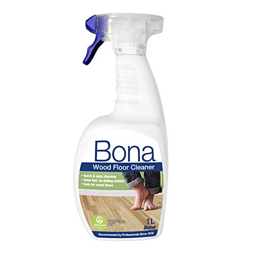Bona Wood Floor Cleaner Spray 1 Liter (Bona Wood Floor)