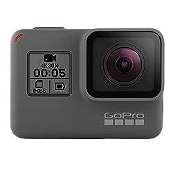 GoPro HERO5 Black Action Kamera (12 Megapixel) schwarz/grau (DE-Version)