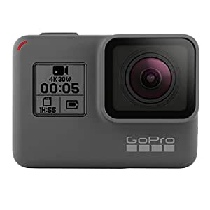 GoPro HERO5 Black Action Kamera (12 Megapixel) Schwarz/Grau (DE-Version)