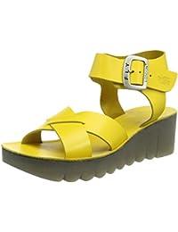 FLY London Yeri909, sandales compensées  Femme