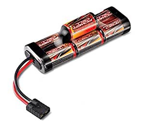 Traxxas 2926 Hybride Nickel Metal 3000mAh batterie rechargeable - batteries rechargeables (3000 mAh, Hybride Nickel Metal, Multicolore, 1 pièce(s))