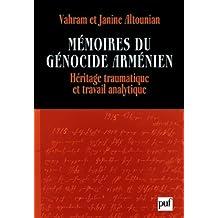 Mémoires du génocide arménien : Héritage traumatique et travail analytique