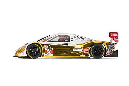 Scalextric C3841 Ford Daytona Prototype, Tudor United Sportscar Championship Michael Shank Racing Número 60' Coche