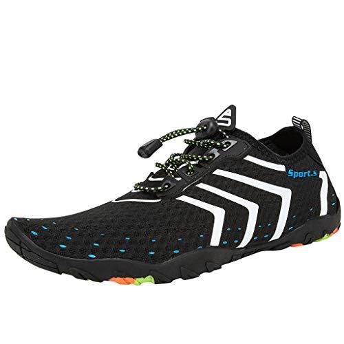 WERVOT Schuhe Unisex Schnelle Trocknende Schuhe der Gehenden Yoga-Haut des Tauchensbrandungsstrandes Freizeitschuhe Sportschuhe