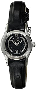 Xylys Analog Black Dial Women's Watch - 9708SL02