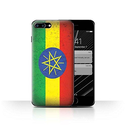 Coque de Stuff4 / Coque pour Apple iPhone 6S / Tunisie/Tunisien Design / Drapeau Africain Collection Ethiopie/Éthiopien