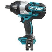 Makita DTW1001Z 18 V LXT Brushless 3/4In Impact Wrench Bare Unit, Blue, Large