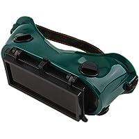 SeniorMar Super Angebote Schweißbrille Portable Schweißschutzbrille mit Flip Up Safety Protective Schneiden Schleifen Gläser