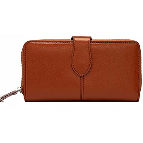 Porte Monnaie Longchamp - YOBOKO cuir portefeuille en cuir de mode