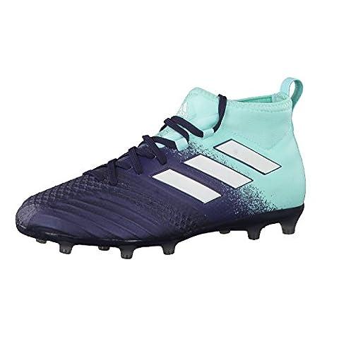 adidas Unisex Kids' Ace 17.1 Fg Footbal Shoes, Blue (Energy