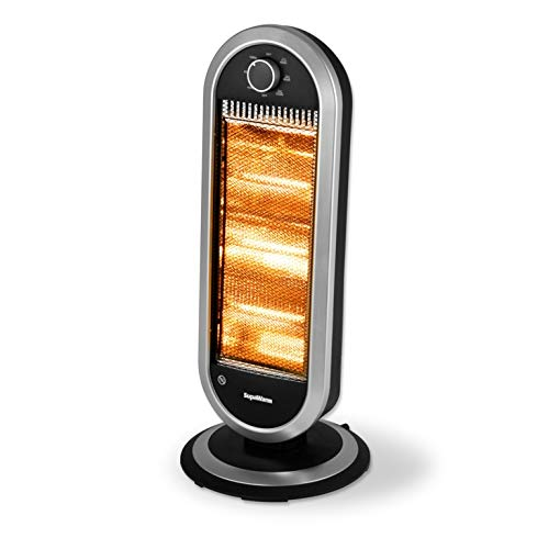 410hXN W0NL. SS500  - Supawarm Deluxe Halogen Heater 1200w 1.3M Cable