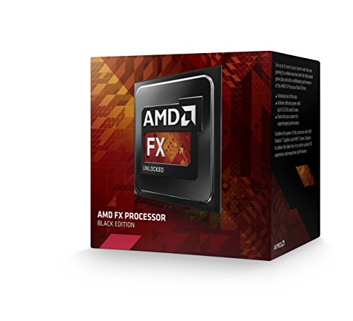 AMD FD8350FRHKBOX Black Edition Vishera 8 Core CPU