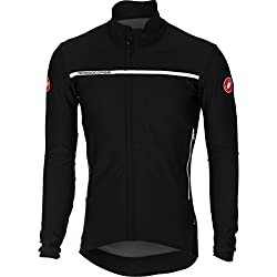 Castelli Cycling Jersey Long Sleeve 2018 Perfetto Light Black (Xl, Black)