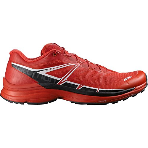 Salomon - Chaussures Trail S-lab Wings Racing Homme Salomon ROUGE