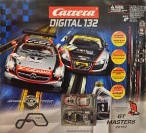 Carrera - 20030152 - Circuit de Voiture - GT Masters - INKL Wireless - Echelle 1/32