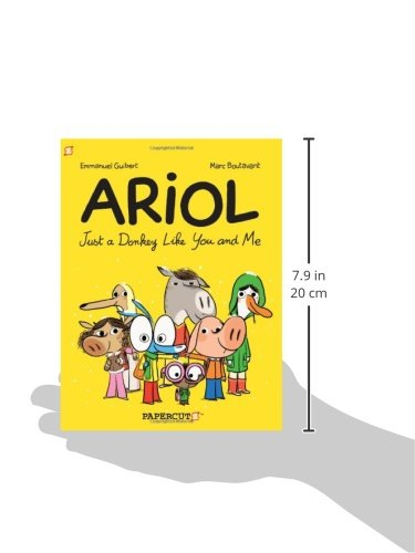 Ariol 01 Just A Donkey Like You&Me