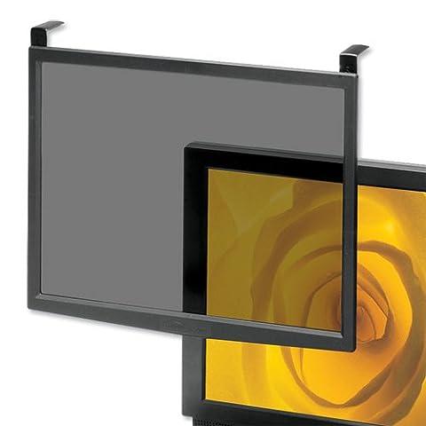 Screen Filter Glass Anti-glare-radiation-static CRT LCD 19in Black Frame Ref CCS20560
