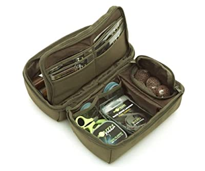 Trakker NXG Carp Fishing Tackle And PVA Storage Pouch by Trakker