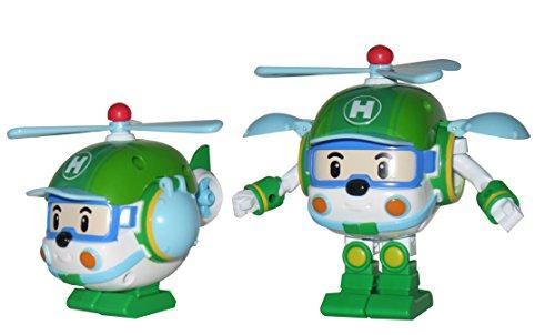 Robocar Poli - 54136 - Robocar Transformables - Héli