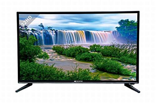 Micromax 81 cm (32 inches) HD Ready LED TV 32P8361HD (Black) (2018 Model)
