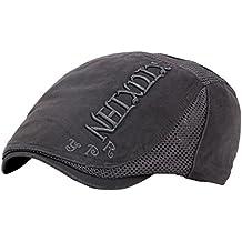 JUNGEN Boina Sombrero del Sol Gorro de Algodón Sombrero de Protección Anti-UV  para Mujer d6e6a1b233c