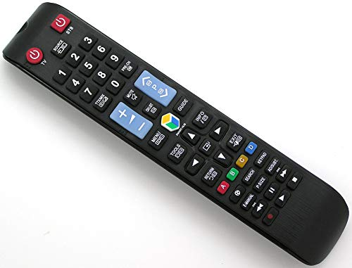 Ersatz Fernbedienung for Samsung TV | UE60JU6450U | UE60JU6800 | UE60JU6850 | UE60JU6870U | UE65HU7100S | UE65JU6450 |