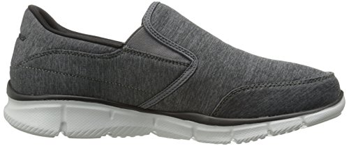 Game charcoal Skechers Herren Sneakers schwarz Equalizer Mind Sxxfqw0
