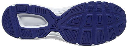 Puma Unisex-Erwachsene Axis V4 Grid Low-Top Blau (true blue-puma white 01)