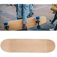 Keen so Maple Wood Blank Double-Warped Tabla de Skate Tabla de Skate cóncava de Madera Accesorio de Tabla cóncava para patineta