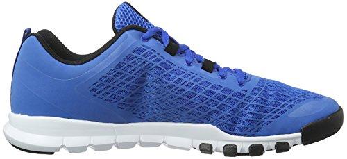 Reebok Everchill Train, Chaussures de Sport Homme Bleu (bleu sport / noir / blanc)