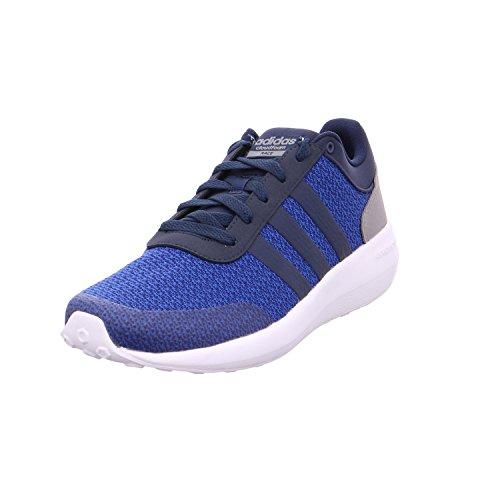 adidas CF Race, Chaussures de Sport Homme Bleu (Maruni/Maruni/Reauni)