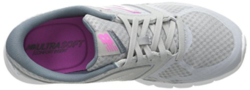 New Balance Damen, Funktionsschuh, W575 Running Fitness Silber
