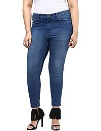 Alto Moda By Pantaloons Women's Full Length Jegging