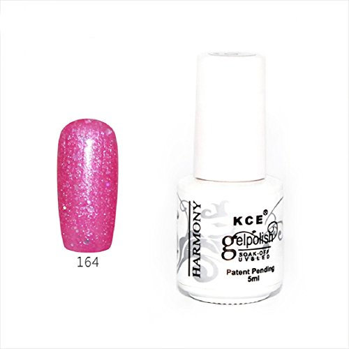 Vovotrade ❃❃ Belle ongles Gel UV et Bright LED colorées Couleurs 5ML_M