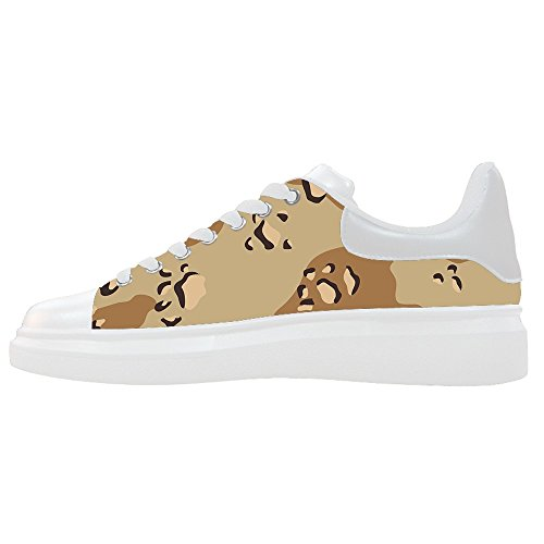 Dalliy camouflage Women's canvas Footwear Sneakers Shoes Chaussures de toile Baskets A