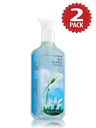 savon-antibacterien-bath-body-works-pack-de-2-sea-island-cotton-2x236ml