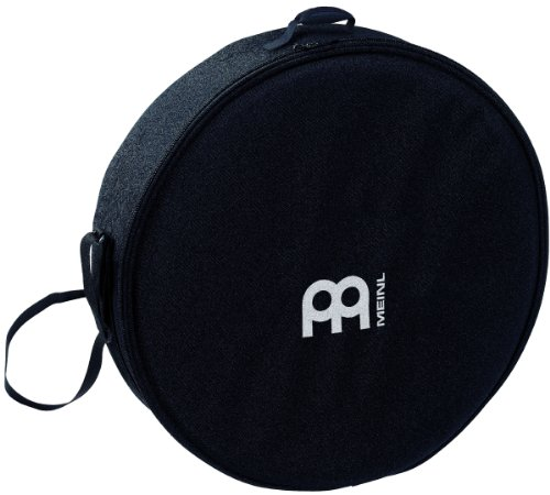 Meinl Percussion MFDB-22 - Custodia professionale per tamburo a cornice, diametro: 55,88 cm (22''), colore nero