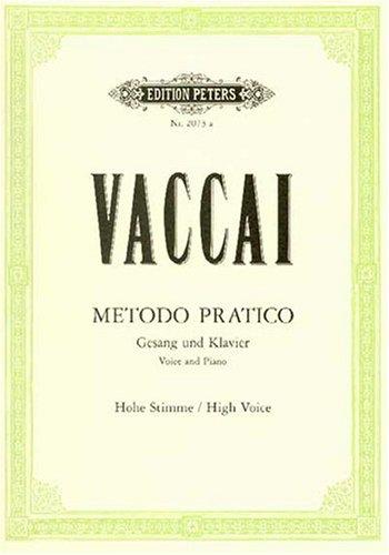 Méthode pratique (Vx Htes) (It-All-Fr-Ang) - VxH/Po