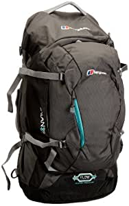 Berghaus Women's Jalan II 60+10 Rucsac - Coal/Jet Black, One Size