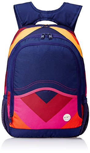Roxy Charger Laguna Chevron Women's Backpack Combo Berry One Size