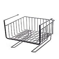Multifunctional hanging Basket finishing rack for kitchen cupboard under shelf