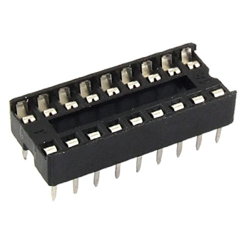 sourcing map 26 x 18 pin DIP IC Sockets Adaptor Solder Typ Socket Steckdose Qualität DE de Dip-solder