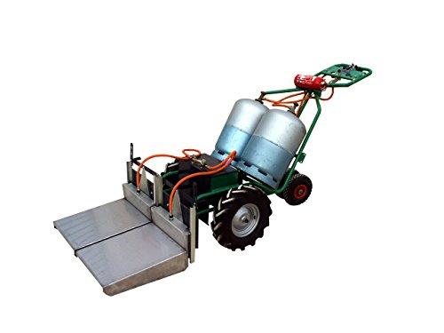 2EBALM Machine de désherbage Charotherm 3760113030581 Vert/Noir/Orange 90 x 80 x 90 cm 40300S