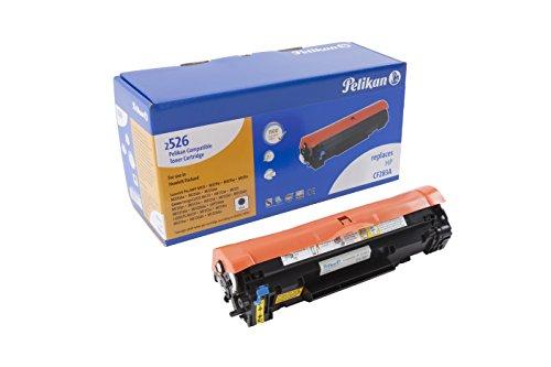 Pelikan Toner 4283887 ersetzt HP CF283A (für Drucker HP LaserJet Pro MFP M125, M127FN, M127FW, Canon737) schwarz