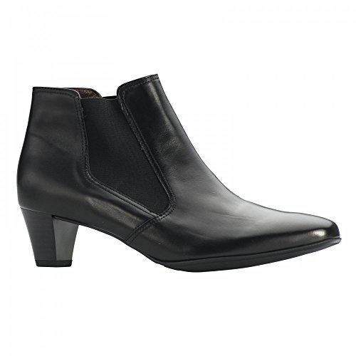 Peter Kaiser Side Stretch Ankle Boot Black