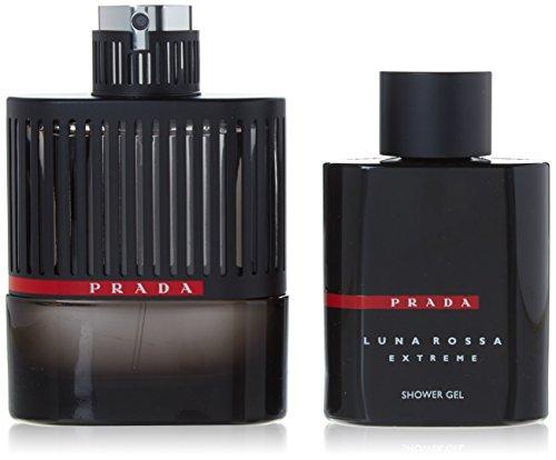 Prada Luna Rossa Extreme Geschenkset Eau de Parfum Spray/Dusche Gel 100ml