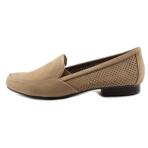 Naturalizer Letta Cuir Mocassin Taupe