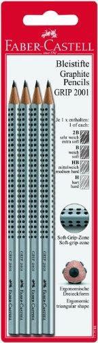faber-castell-117198-bleistift-grip-2001-4er-packung-enthalt-h-hb-b-2b