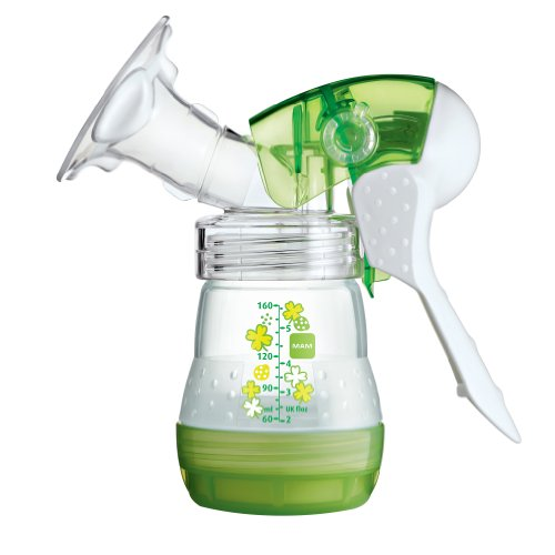 Preisvergleich Produktbild MAM 66326000 - Manuelle Milchpumpe